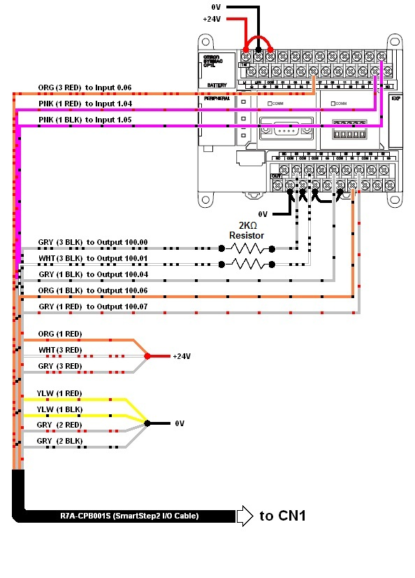 NPN Wiring(1) myomron europe services & support servo wire diagram at alyssarenee.co